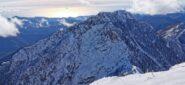 una bella visuale sul Monte Toraggio