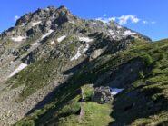 fortificazione del Vallo Alpino al Colle della Croce