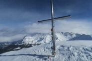 la croce della cima