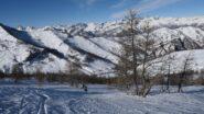 gran neve nel lariceto