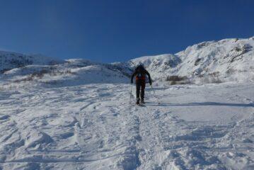 Dopo l'Alpe Bianca