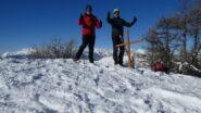 in vetta al Monte Pietravecchia