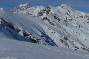 Ciorneva, Civesso e Montù