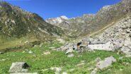 Alpe Pra' di Vico, quota 1620 mt