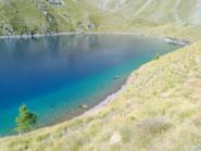 Il lago di Lavodilec