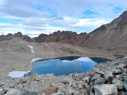 Il Lago Gelato, nel Vallone di Arbolle