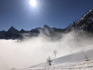 Appena usciti dalla nebbia
