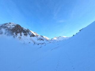 Parte alta del vallone della Brignola