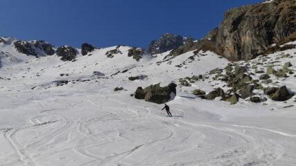 Poco sopra l'Alpe d'Ovarda