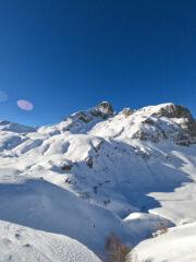 Alta Valle Ellero, cima delle Saline sulla sx