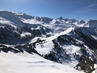 Dormillouse - Pic de Rochebrune - Fournier - colle Begino