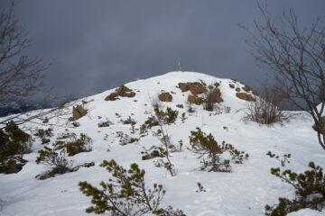 In vista del Monte Arpone