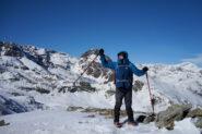 Jgor in cima al Monte Cirunda
