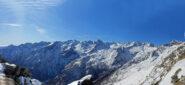 La valle di Forzo, con le sue splendide montagne
