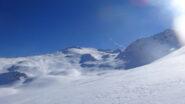 Vallone Clausis con il Monte Terra al fondo