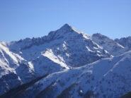 monte Matto visto dalla cima