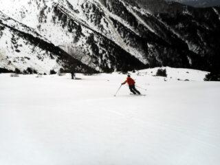 verso il tunnel neve top
