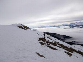 sul versante Val Maira
