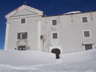 la cappella della Balma