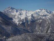 vista su Monte Matto