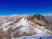 il Monte Midia Soprano dall'Estelletta