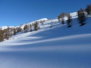Ambiente spettacolarmente bianco