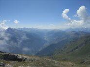 Valle Chisone dalla cima