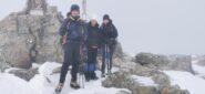 in vetta al Monte Reixa