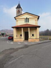 Santuario di Santa Eufemia, fine della tappa
