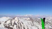 dirimpettai Triplex e Rocca Nera versante sud