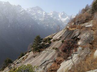 Panorama dal punto più alto della ferrata-2