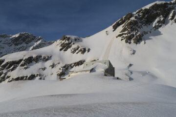rifugio Frassati