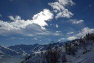 Begli effetti con le nuvole