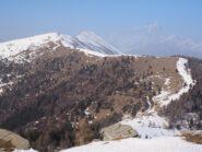 Panorama dalla cime del Roccerè.