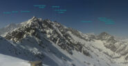 Panorama verso Nord Ovest