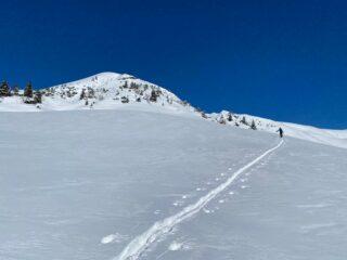 La cima del Monte Duema