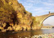settore Gulia Rossa-Marmitta e il ponte