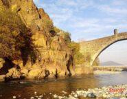 settore Guglia Rossa/Marmitta e il ponte