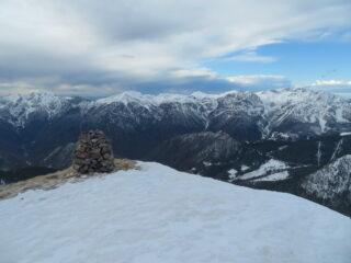In cima All'Avaro