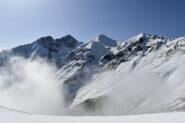 Monte Bussaia e Servatun in bella vista