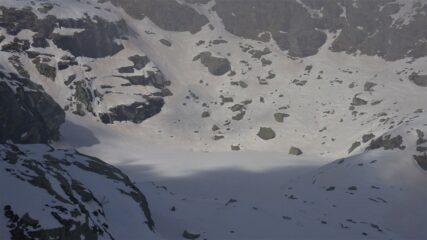 lago del Bojret dal Passo