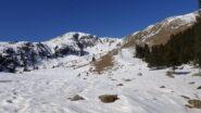 In vista dell'Alpe Oregge