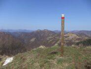 Panorama dal Monte Carmo