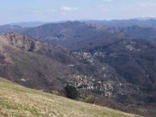 Moranego e la Scoffera dal Candelozzo