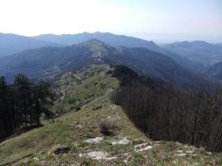 Capenardo dal Monte Bastia Sud