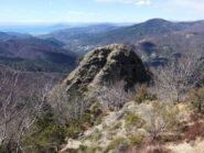Panorama dal Monte Stronzi