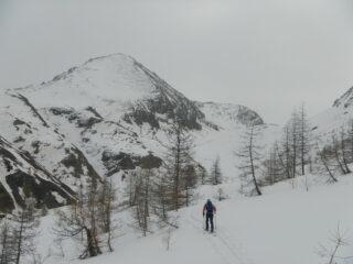 Monte Giornalet sullo sfondo