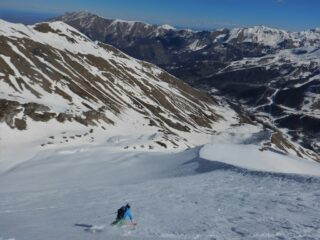 Il bellissimo lenzuolo nord