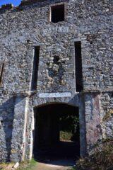 Varco d'ingresso di Forte Monteratti