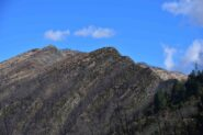 La cresta Sud del Ramaceto